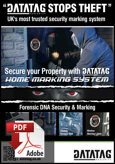 Datatag Home Marking Flyer