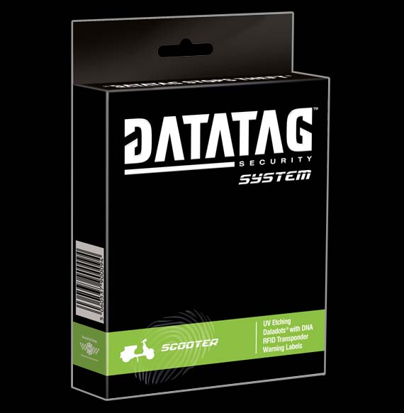 Datatag Motorcycle System