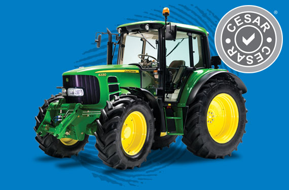 CESAR Agricultural Equipment System