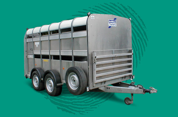 Datatag Trailer System