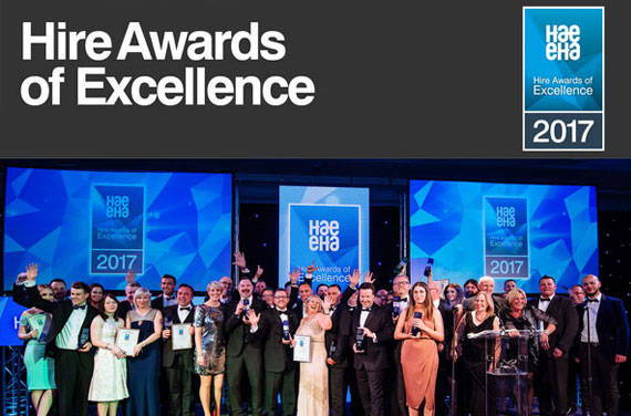 DATATAG HIRE AWARDS OF EXCELLENCE WINNER