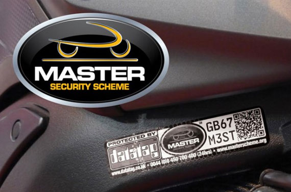 MASTER SCHEME PROTECTED MOTORCYCLES