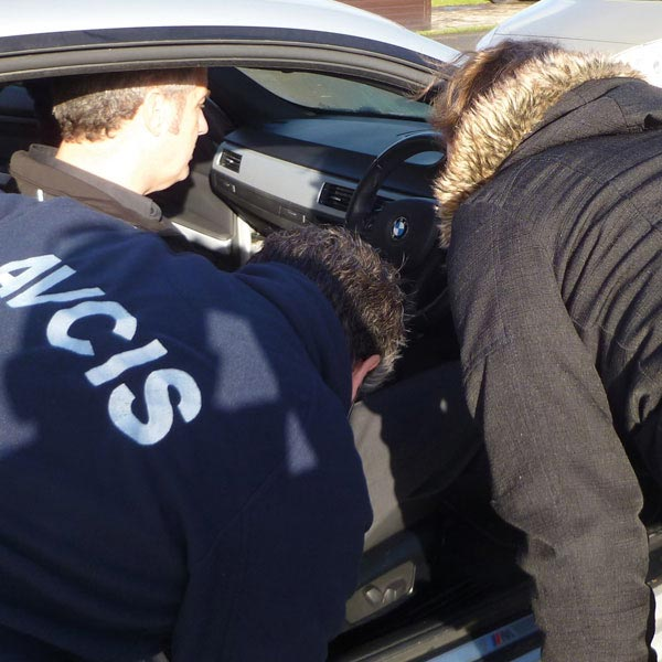 IMI Identification of Stolen Vehicles Course