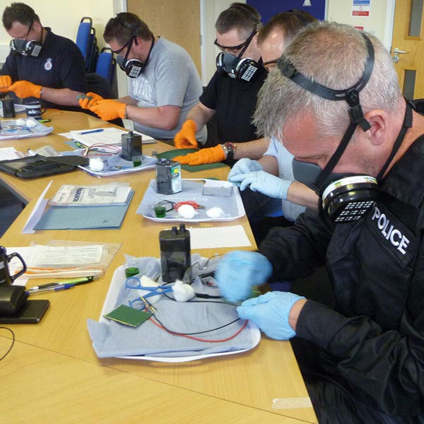 IMI Forensic VIN Recovery Course