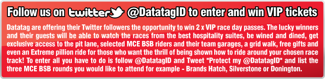 Datatag BSB Competition
