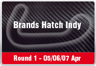Brands Hatch Indy