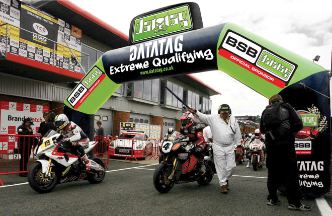 Datatag BSB Extreme Qualifying