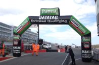 British Super Bikes Round 1 Brand Hatch Indy Extreme Qualifying