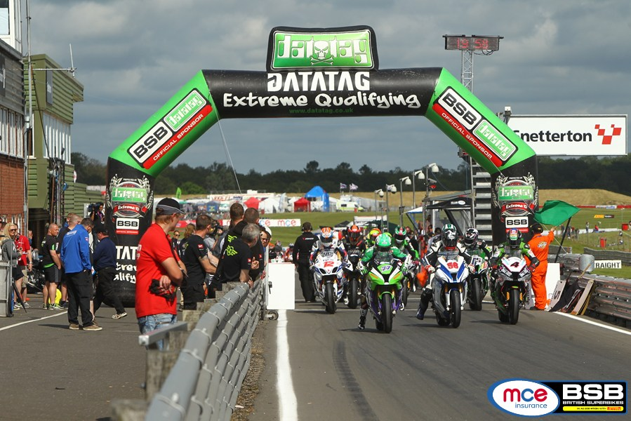 Datatag Extreme Qualifying from Snetterton