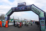 British Super Bikes Round 1 Donington Park