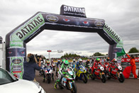 British Super Bikes Round 7 Thruxton