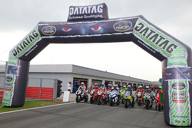 Datatag BSB Extreme Qualifying 2016
