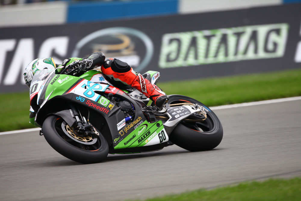 British Super Bikes Round 10 Donington Park