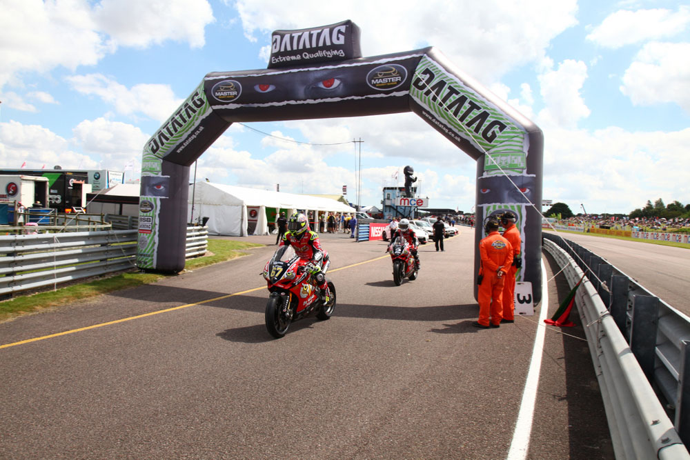 British Super Bikes Round 6 Thruxton