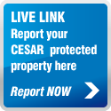 Report your CESAR protected equipment as stolen here