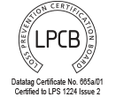 loss prevention certificate