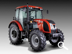 ZETOR ADOPT CESAR ACROSS THE BOARD FOR 2012