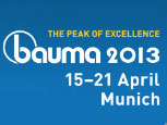 CESAR EXHIBIT AT 30TH BAUMA