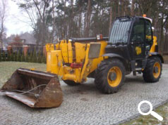 CESAR REGISTRATION IDENTIFIES STOLEN JCB IN POLAND