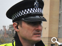 MOTORCYCLE THEFTS SPARK POLICE PLEA Insp Andy Parkes
