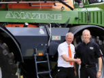 CESAR SCHEME AND AMAZONE AT CEREALS 2013