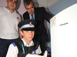 CRACKING DOWN ON RISING BOILER THEFTS