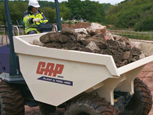 GAP SPECIFY CESAR FOR TEREX ORDER