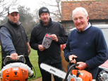 RACING LEGEND PADDY HOPKIRK CHOOSES DATATAG