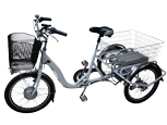 BATRIBIKE LAUNCHES NEW TRIKE WITH DATATAG FITTED AS STANDARD