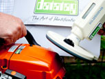 STIHL INITIATIVE AT WOODLAND ENTERPRISE