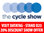 DATATAG AT THE 2014 CYCLE SHOW
