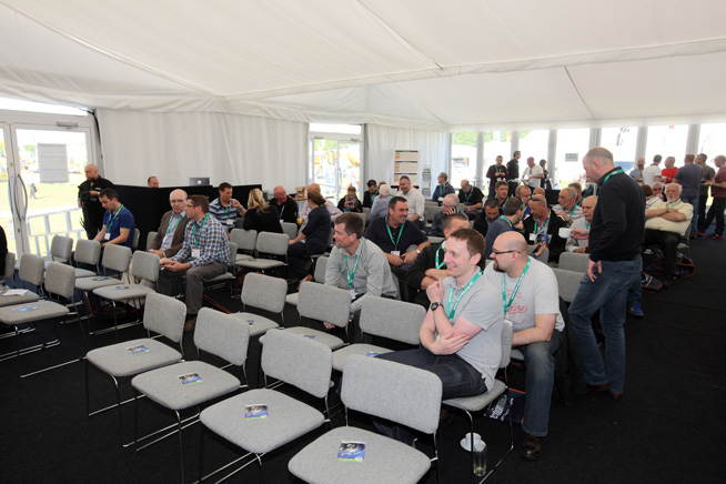 Datatag Plantworx Police Conference