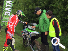 AMCA FIGHT MOTORCYCLE THEFT WITH DATATAG AND THE OFFICIAL MASTER SCHEME