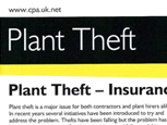 CPA - FEATURE ON PLANT THEFT AND FORTHCOMING 8th CITS CONFERENCE