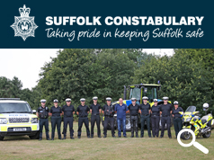 DATATAG TEAM SUPPORT SUFFOLK POLICE