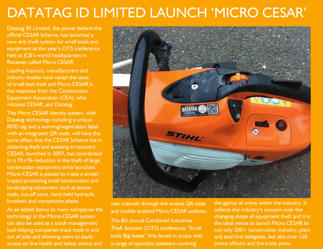 CPA - FEATURE ON MICRO CESAR LAUNCH