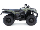 SUZUKI REVEALS LATEST OFFERS ON ITS ATV RANGE