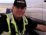 KENT DIRECTOR NEWS FEATURE - Port police officer hailed for fight against vehicle crime
