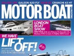 MOTOR BOAT & YACHTING FEATURE ARTICLE ON RYA MEMBERS PROMOTION - DATATAG OUTBOARD MOTOR SYSTEM