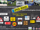 DEMONSTRATIONS, DISPLAYS AND ACTIVITIES AT ROCKINGHAM OPEN ROADS DAY