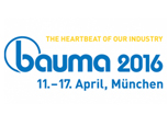 THE OFFICIAL CESAR SCHEME TO EXHIBIT AT BAUMA 2016