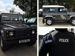 LAND ROVER DEFENDER OWNERS WARNED ABOUT PARTS STRIPPING FEARS AFTER COLEFORD THEFT