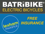 BATRIBIKE ANNOUNCES FREE INSURANCE