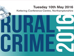 DATATAG SUPPORT THE NATIONAL RURAL CRIME SEMINAR 2016