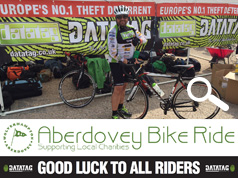 ABERDOVEY BIKE RIDE SUPPORTED BY DATATAG