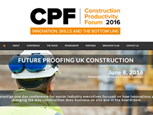 CESAR TO FEATURE AT CONSTRUCTION PRODUCTIVITY FORUM