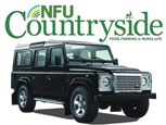 NFU COUNTRYSIDE ONLINE NEWS ARTICLE - 4x4 SECURITY MARKING MEMBERS DISCOUNT