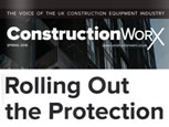 CONSTRUCTIONWORX NEWS NEWS ARTICLE - Rolling Out The Protection