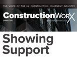 CONSTRUCTIONWORX NEWS NEWS ARTICLE - Showing Support