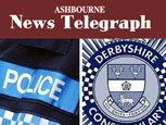 ASHBOURNE NEWS TELEGRAPH - Police and Datatag team up to prevent local thefts